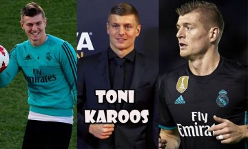 Toni Karoos Footballer