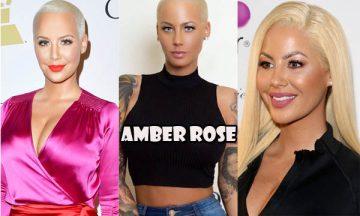 Amber Rose Model