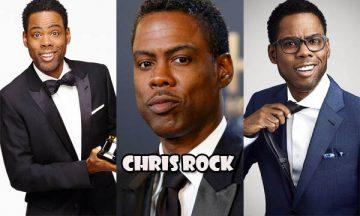 Chris Rock Comedian
