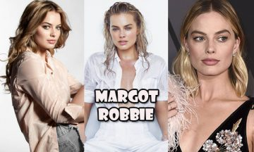 Margot Robbie Actress