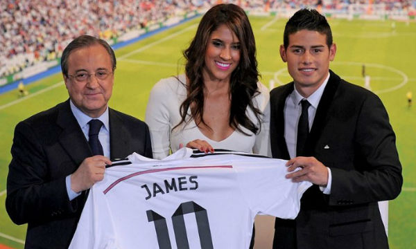 James Rodriguez Career