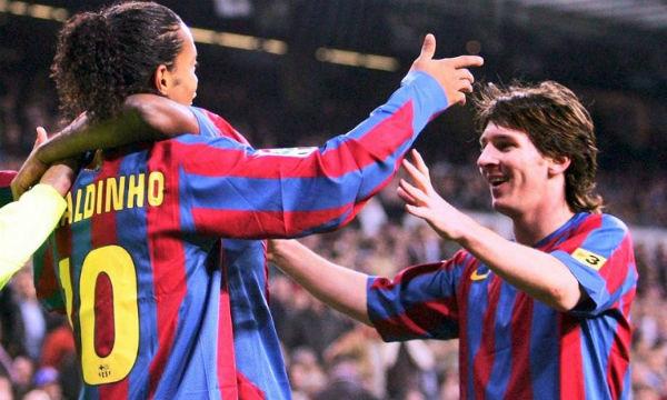 Lionel Messi Career