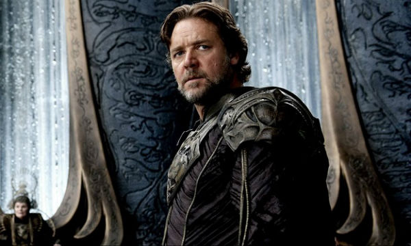 Russell Crowe Career